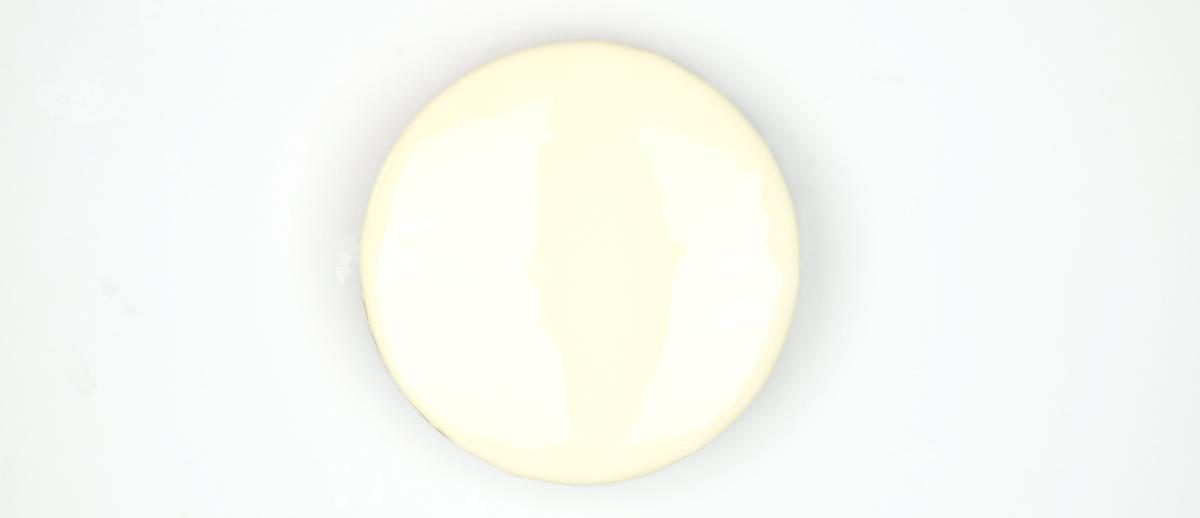 White Chocolate Mirror Glaze